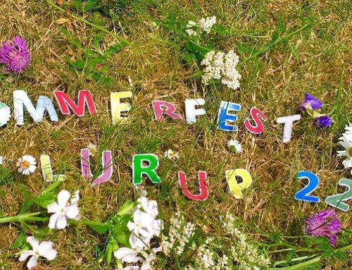 Sommerfest am 3.9.2019